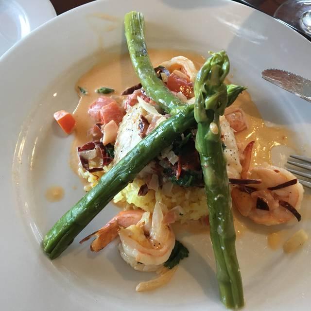 Carrol's Creek Cafe, Annapolis, MD