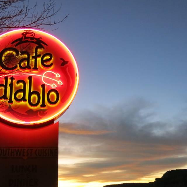 Cafe Diablo, Torrey, UT