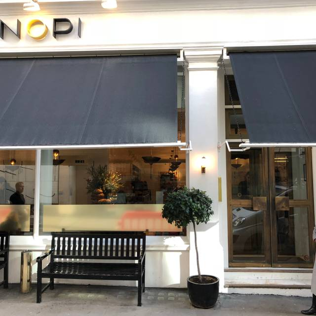 NOPI - Downstairs, London