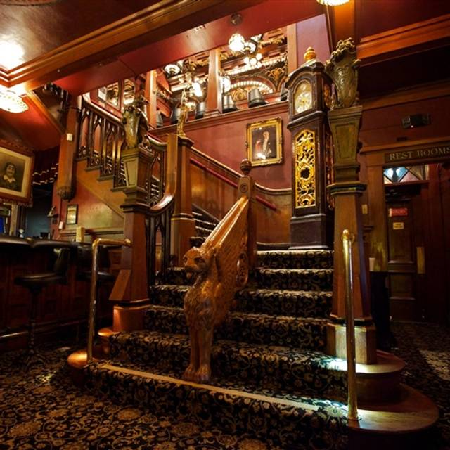 The Magic Castle Restaurant Hollywood Ca Opentable