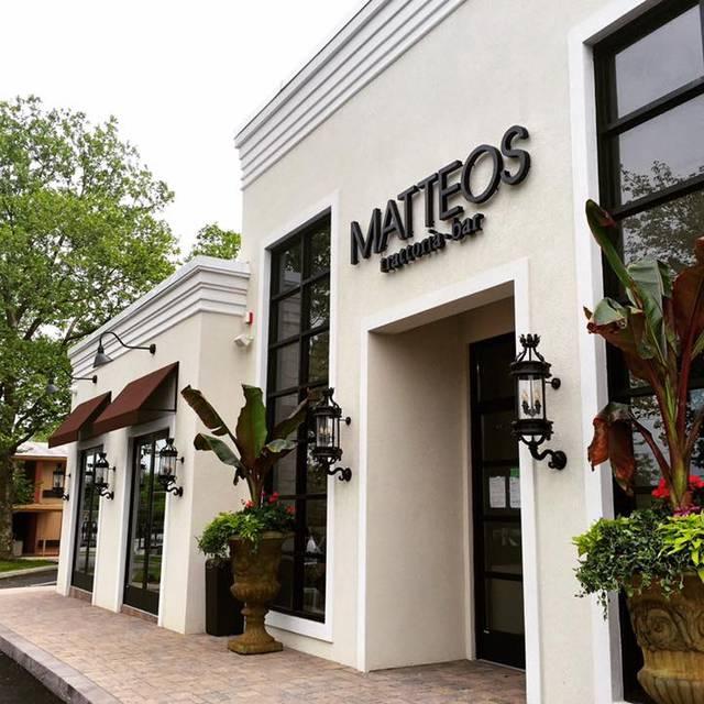 Matteo's of Huntington, Huntington, NY