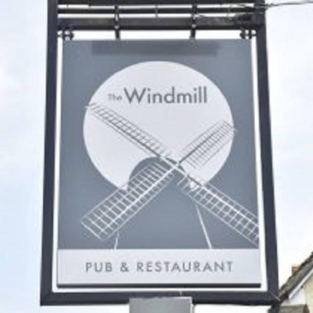 Windmill-may---e-x - The Windmill Hollingbourne, Hollingbourne, Kent