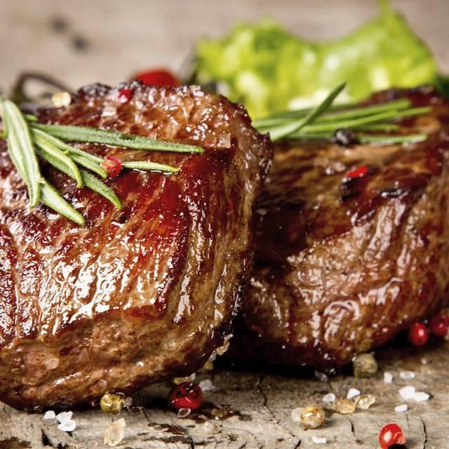 Steak-and-wine-x - The Windmill Hollingbourne, Hollingbourne, Kent