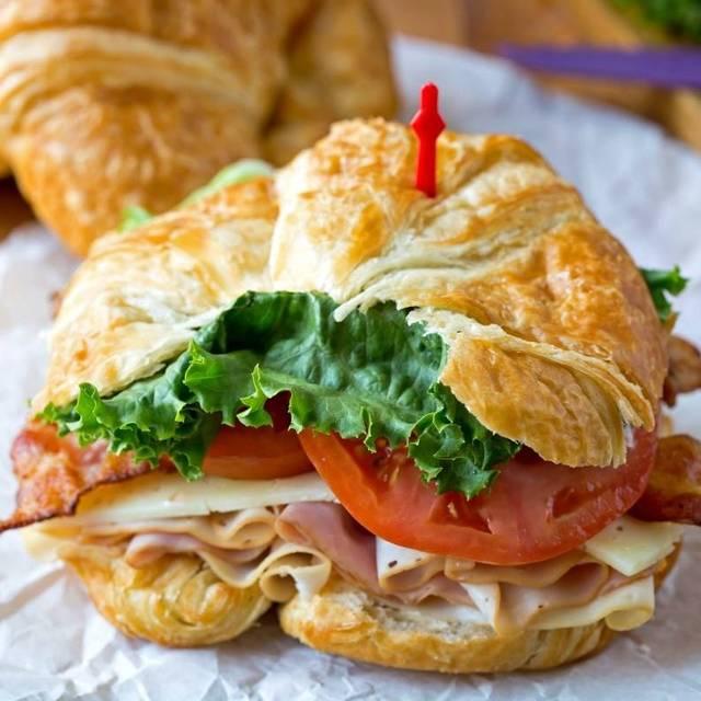 Croissant Sandwich - Parkway Cafe, Casper, WY