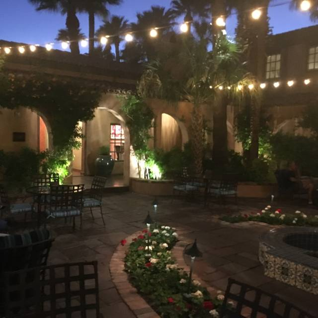 T. Cook's at Royal Palms Resort and Spa, Phoenix, AZ