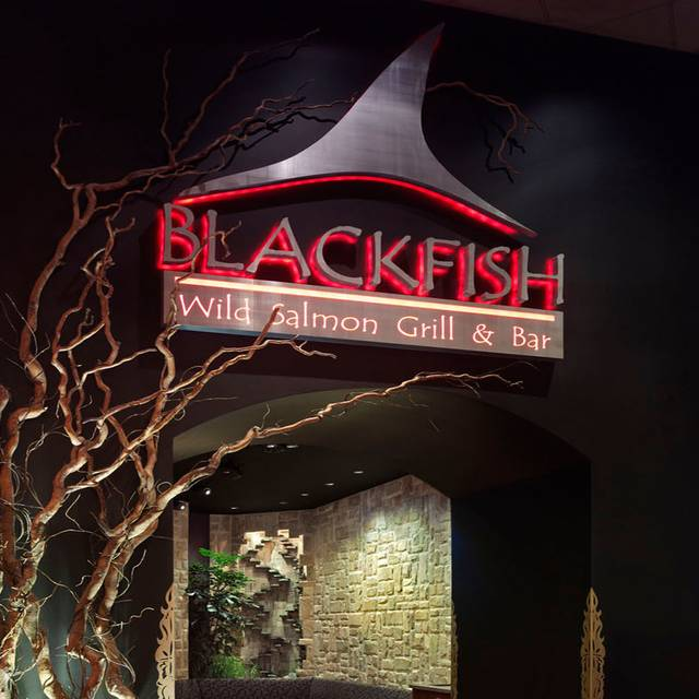 Blackfish at Tulalip Resort Casino, Tulalip, WA