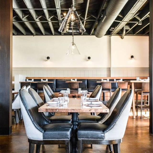 Foothill Restaurant, Pasadena, CA
