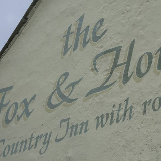 The Fox and Hounds Llancarfan, Llancarfan, Vale of Glamorgan