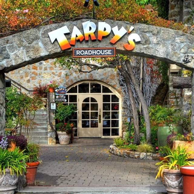 Tarpy's Roadhouse, Monterey, CA