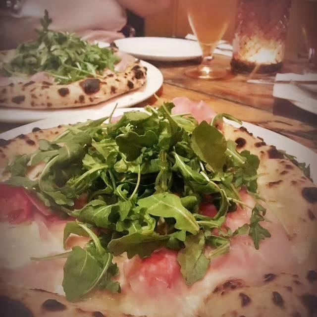 Brunetti Pizza - West Village, New York, NY