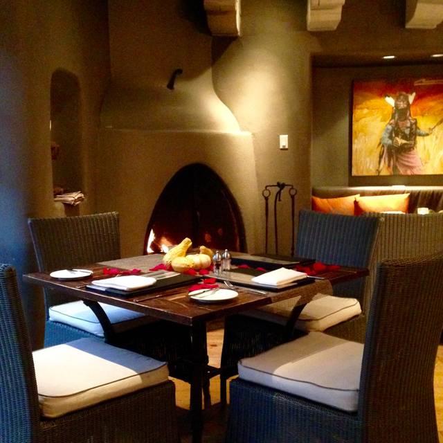 Luminaria Restaurant & Patio, Santa Fe, NM