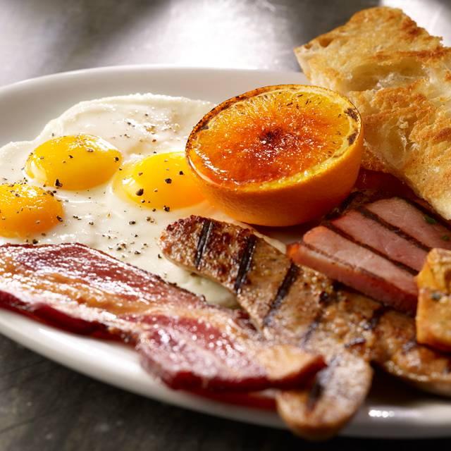 Italian-American Breakfast - Maggiano's - Northpark, Dallas, TX