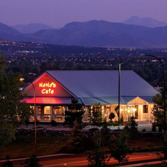 Nono's Cafe Restaurant - Littleton, CO