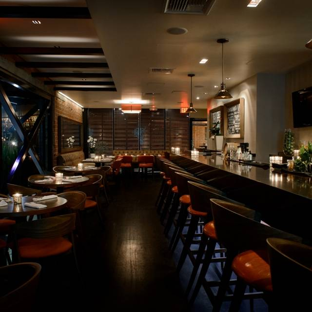 Bar Toscana, Los Angeles, CA