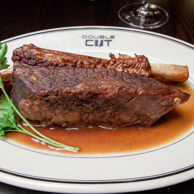 Shortrib - Double Cut Grill - Pocono Manor, Pocono Manor, PA