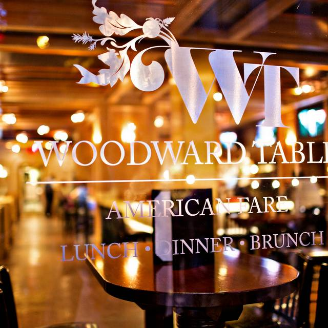 Woodward Table, Washington, DC