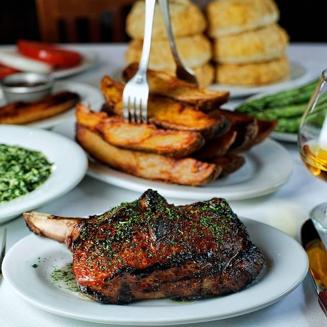 Steak Potatoes - Chophouse 47 – Steaks & Lobster, Greenville, SC