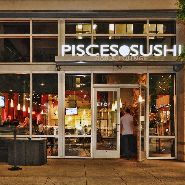 Pisces Sushi Bar & Lounge, Charlotte, NC
