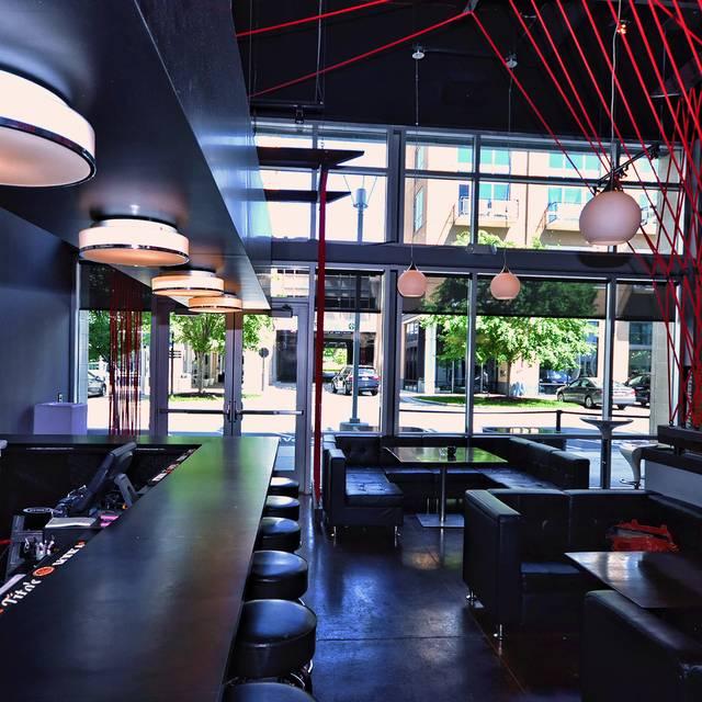 Bar - Pisces Sushi Bar & Lounge, Charlotte, NC