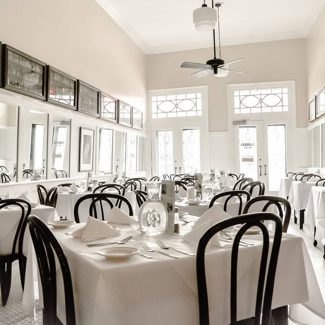 Main Dining Room - Tujague's - New Orleans, New Orleans, LA