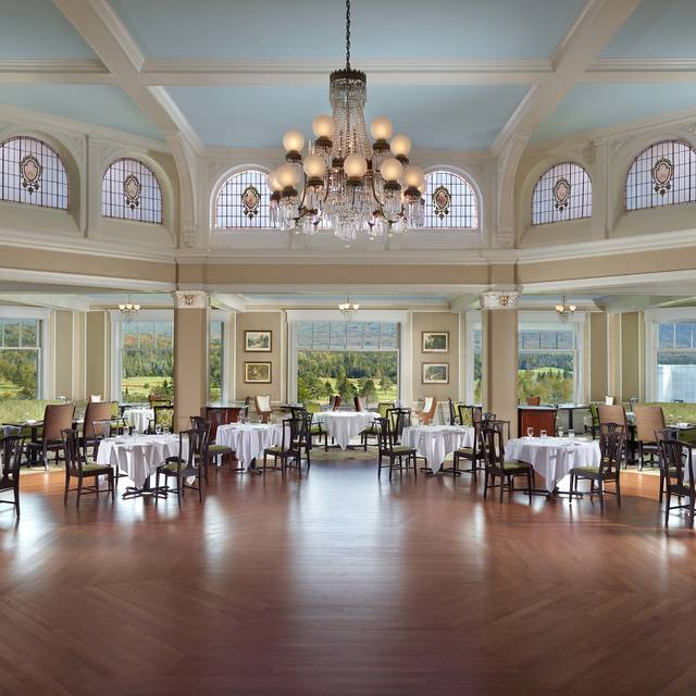 Main Dining Room At Omni Mount Washington Bretton Woods Nh