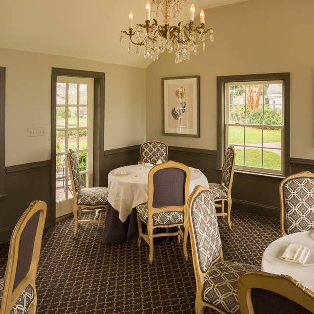 The Fearrington House Restaurant - Fearrington House Restaurant, Pittsboro, NC