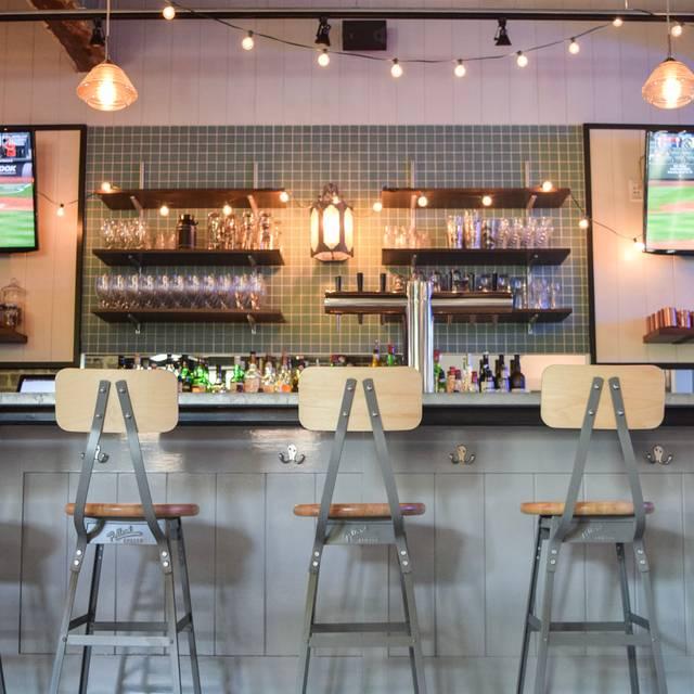 Bar Amis - Bar Amis, Philadelphia, PA