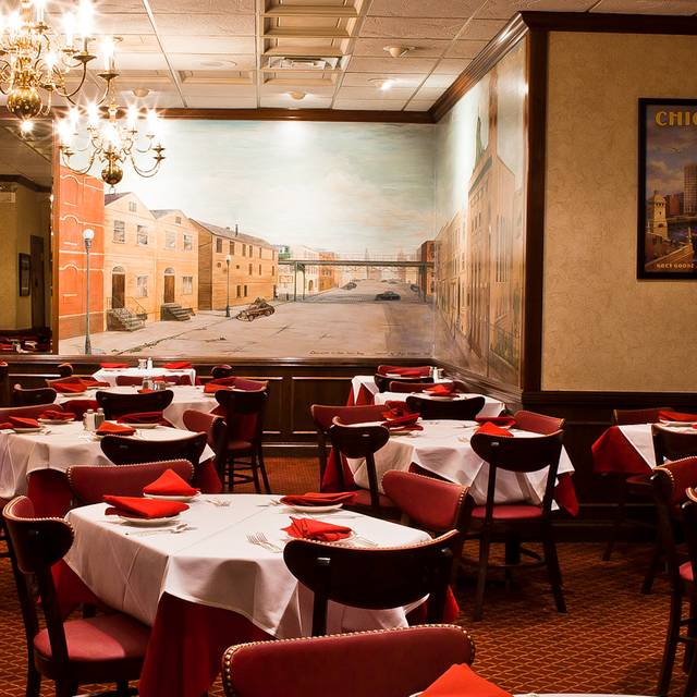 Gene & Georgetti - Gene and Georgetti, Chicago, IL