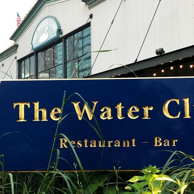 The Water Club, New York, NY