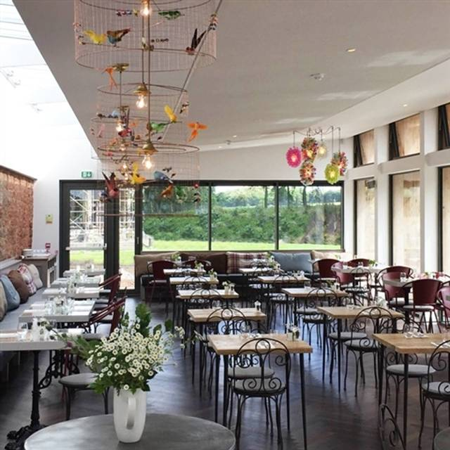 Afternoon Tea @ Restoration Cafe, Dalkeith, Midlothian