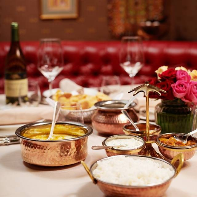 Rb Curry Room - The Curry Room, London