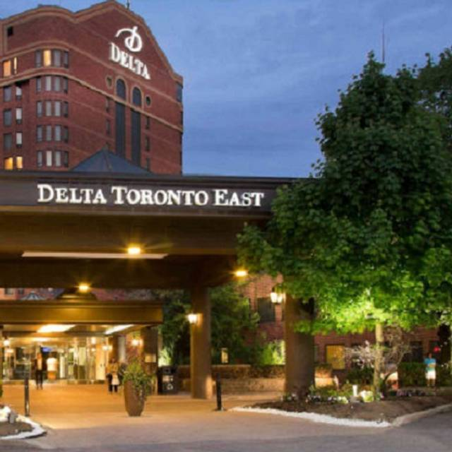 Located in Delta Hotel - Whitesides Terrace Grille - Delta Toronto East, Toronto, ON