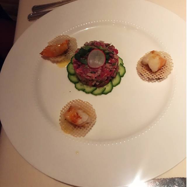 Five Sails Restaurant, Vancouver, BC