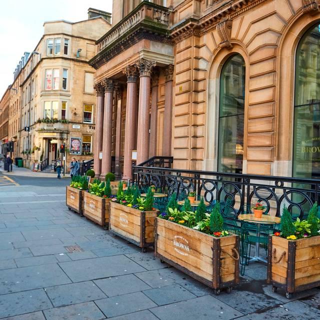 Browns -  Glasgow, Glasgow
