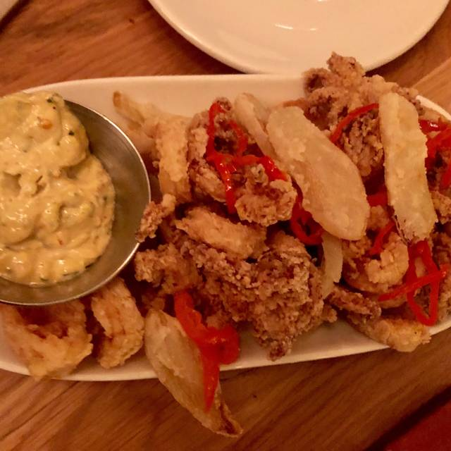The Hamilton Kitchen & Bar, Allentown, PA
