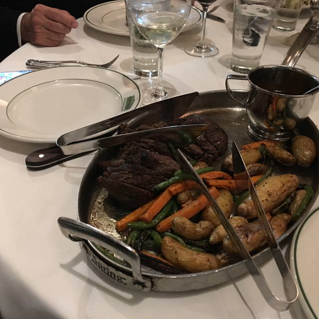 Smith & Wollensky Steakhouse - Chicago, Chicago, IL