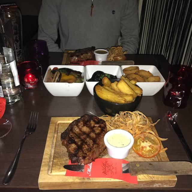 Wildfire Steakhouse Grill, Saint Helier, Jersey