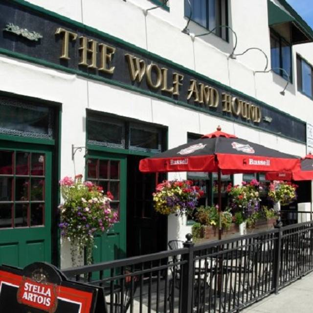 Wolf & Hound, Vancouver, BC