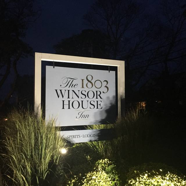 Winsor House Inn, Duxbury, MA