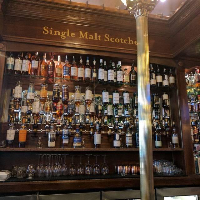 Scotch Wall - Nicholson's Tavern & Pub, Cincinnati, OH