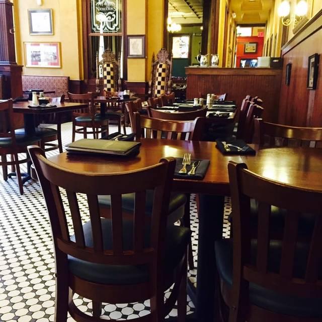 Dining Room B - Nicholson's Tavern & Pub, Cincinnati, OH