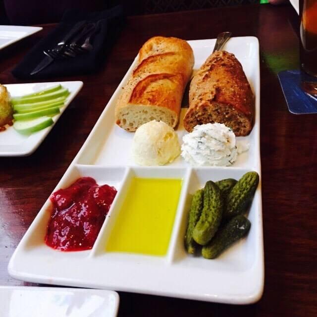 Bread Board - Nicholson's Tavern & Pub, Cincinnati, OH