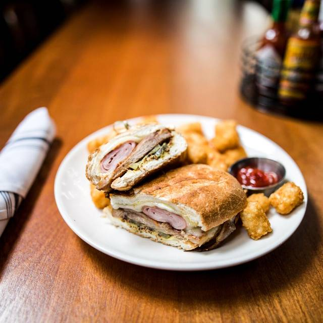 Cuban Sandwich - Madison Tavern, Chicago, IL
