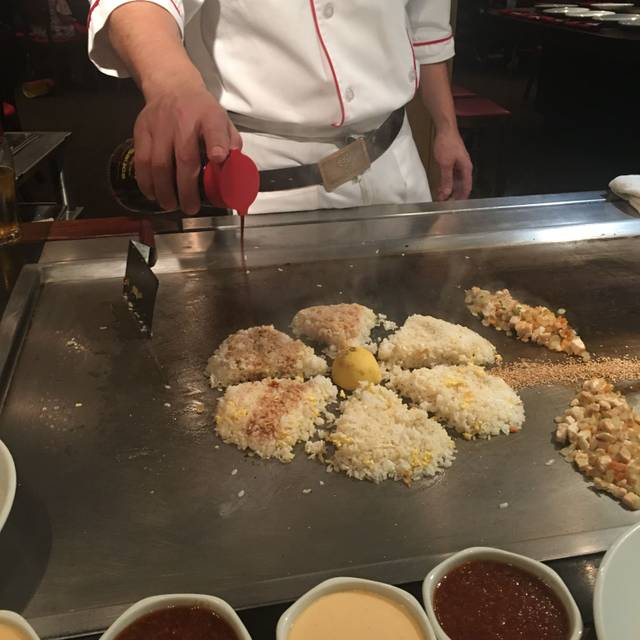 Benihana - Orlando - International Drive Restaurant - Orlando, FL | OpenTable