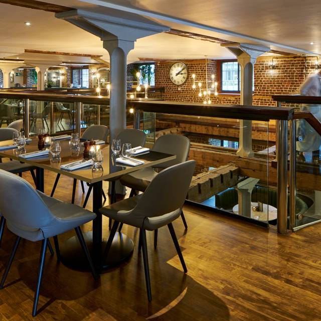 Quality London Restaurants Quiet Ambience