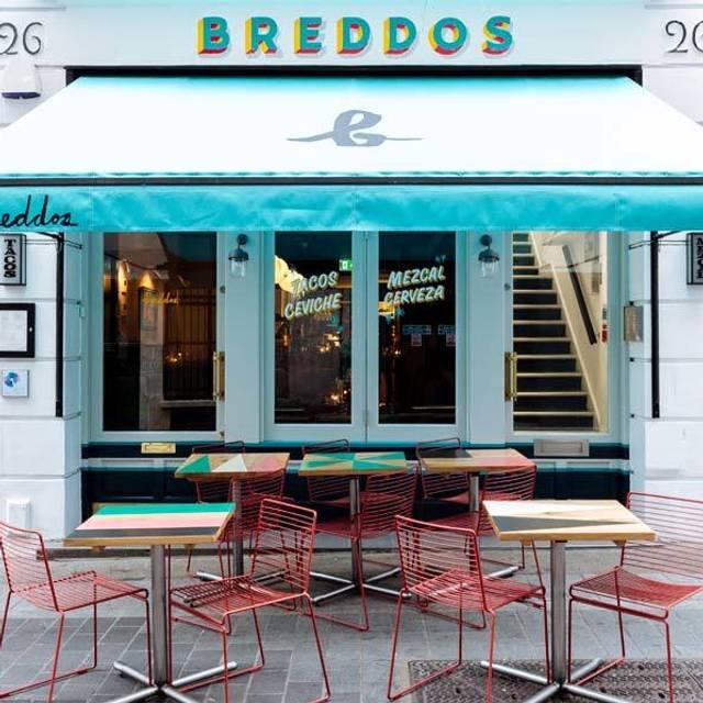 Breddos Tacos Soho, London