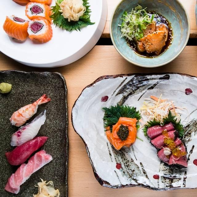 sushi glas restaurant n rnberg by opentable. Black Bedroom Furniture Sets. Home Design Ideas