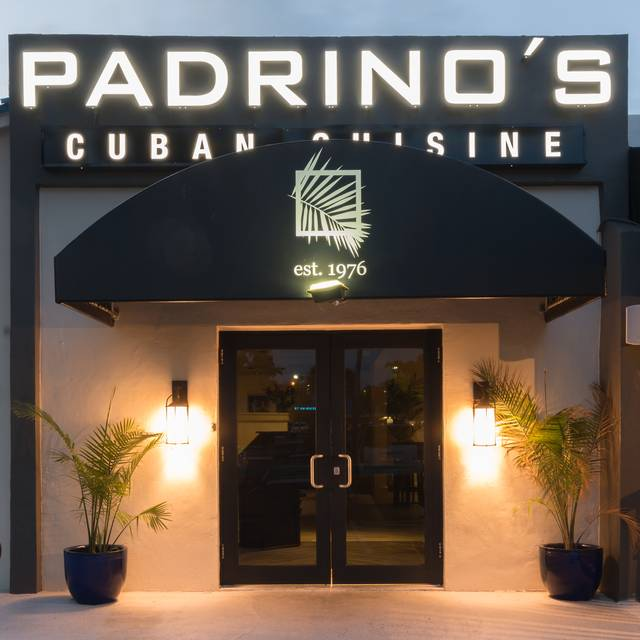 Green Kitchen And Bar Fort Lauderdale: Padrino's Cuban Cuisine Restaurant