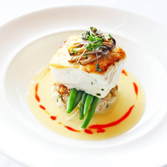 Halibut High Res - Joe Muer Bloomfield Hills, Bloomfield Hills, MI