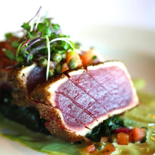 Tuna - Joe Muer Seafood - Detroit, Detroit, MI